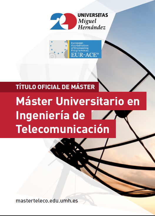 MASTER TELECOMUNICACION 2017