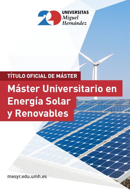 MASTER ENERGIA SOLAR Y RENOVABLES 2017