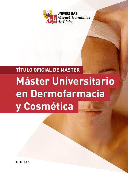 MASTER DERMOFARMACIA Y COSMETICA 2016