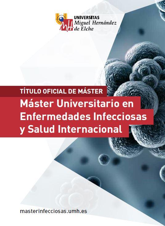 MASTER ENFERMEDADES INFECCIOSAS 2016