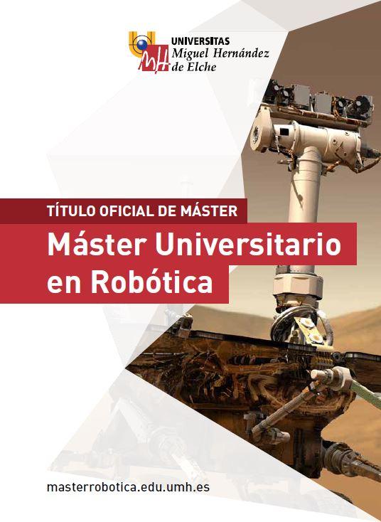 MASTER ROBOTICA 2016