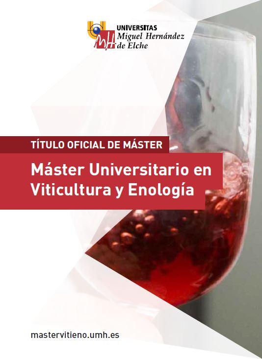 MASTER VITICULTURA Y ENOLOGIA 2016