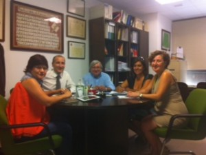 La UMH y ErgoCV colaboran en la promoción de la ergonomía y la psicosociología aplicada
