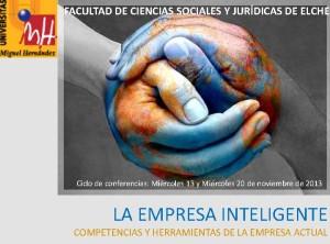 12-11-13 conferencias ADE