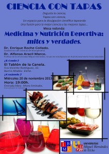 19-11-13-IV Jornada de Ciencia con tapas blog
