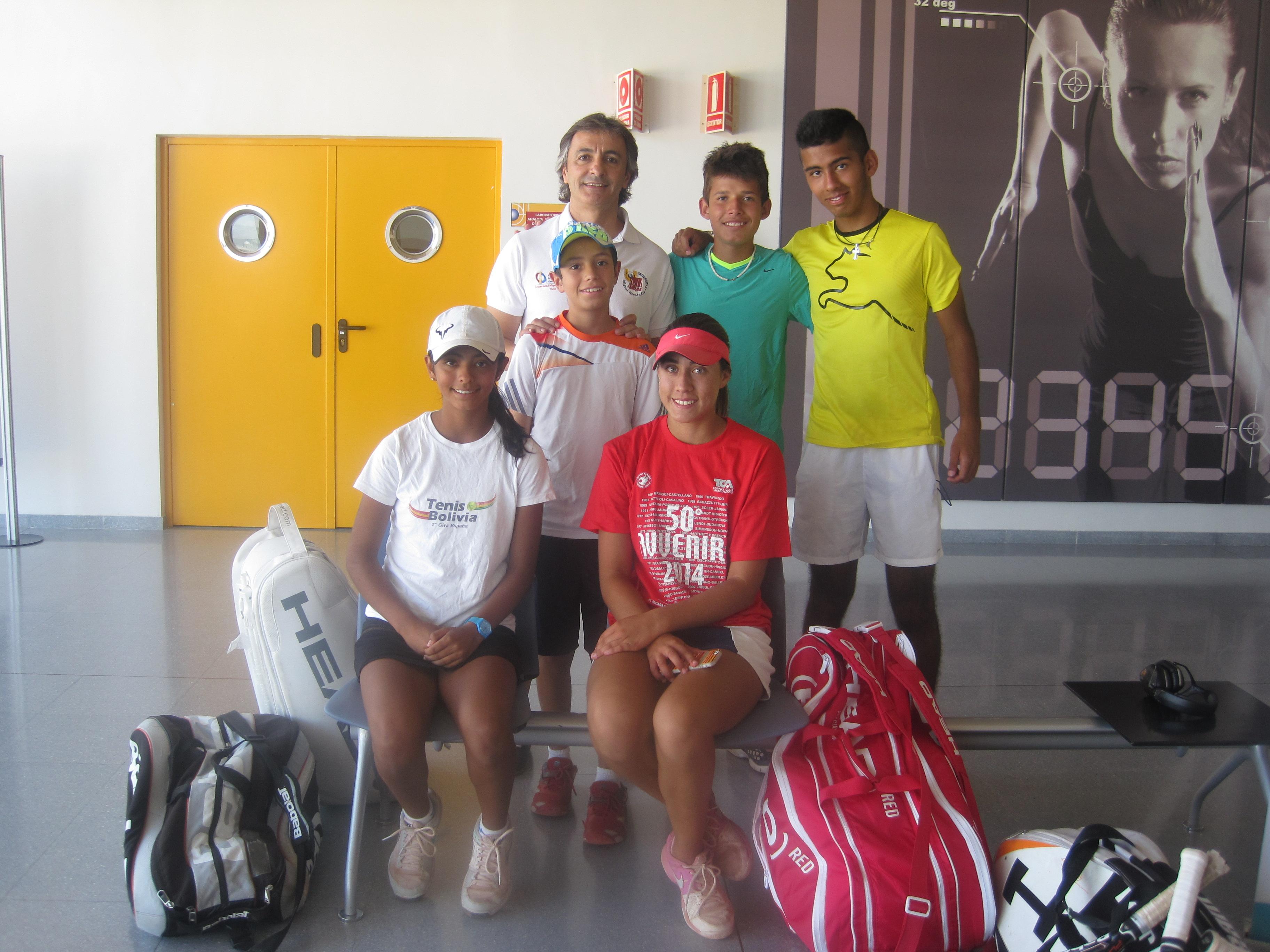 jovenes profesionales bolivia: