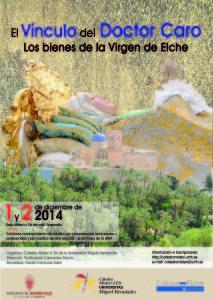 28-11-14- EL Vínculo del Doctor Caro 2014