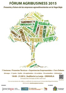25-05-15-CARTEL-Jornadas Agribusiness-Jovempa VB-UMH