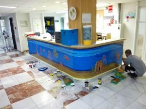 13-07-15-intervención Bellas Artes Hospital Alicante