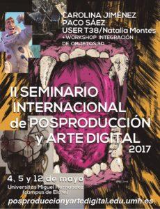 03-05-17 seminario postproducción y arte digital